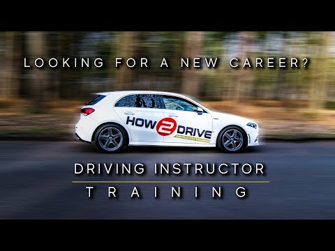 Become a driving instructor UK: ADI training courses in Norwich