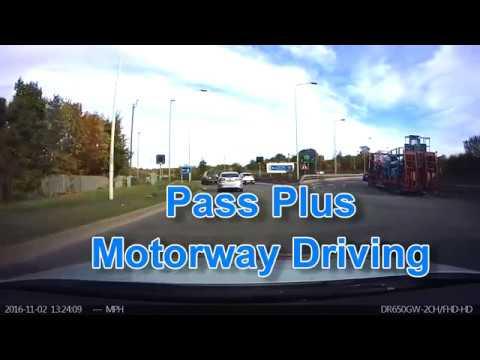 Pass Plus - Motorway driving