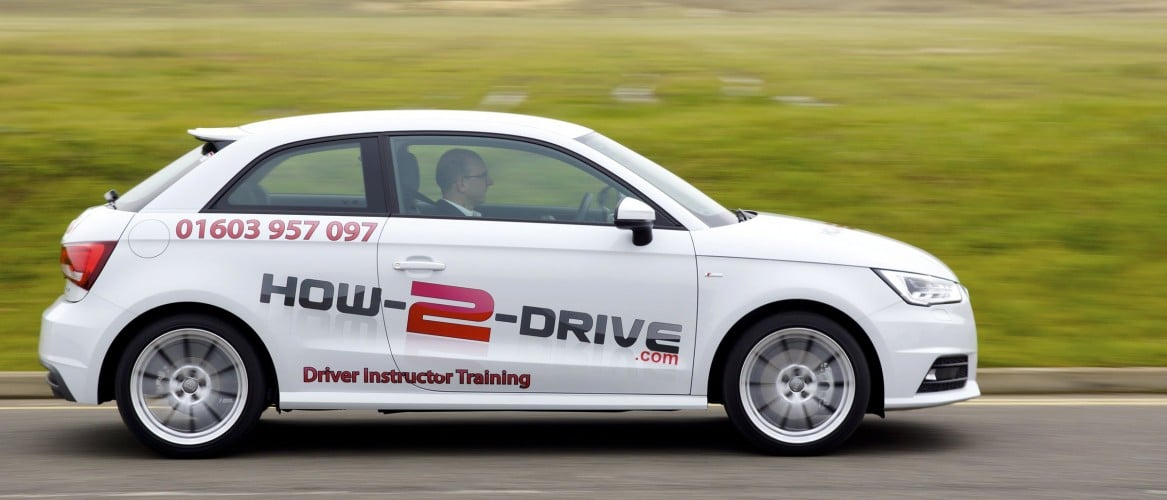Advanced driver training in Norfolk.