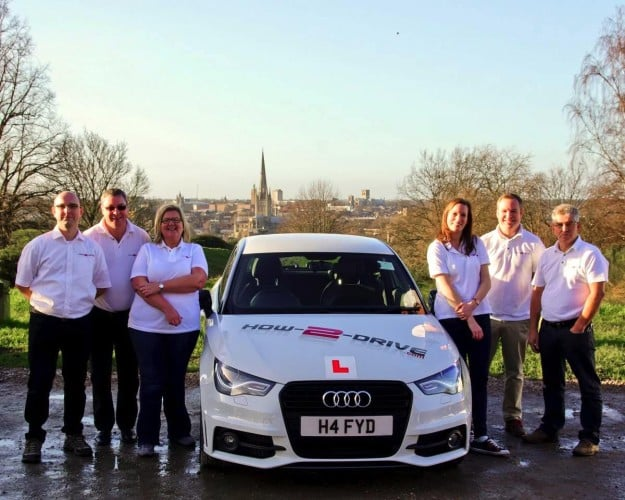 Our Norfolk Driving School Franchise members.