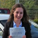 Norwich Driving Lesson Pupil Yasmin Ali