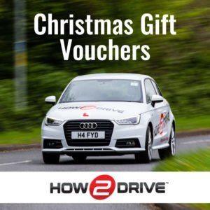 Learn more about our Christmas driving lesson vouchers.