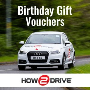 Learn more about our driving lesson gift vouchers.